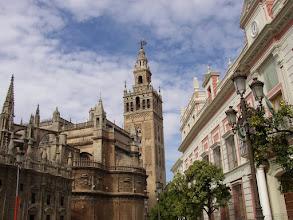 Photo: La Giralda de Sevilla.