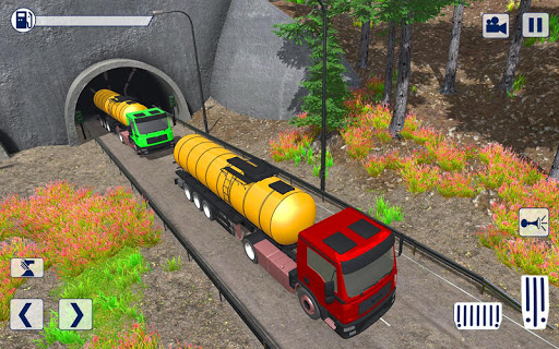 Real Truck Driving Simulator:Offroad Driving Game screenshots 8