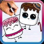 How to Draw Dessert