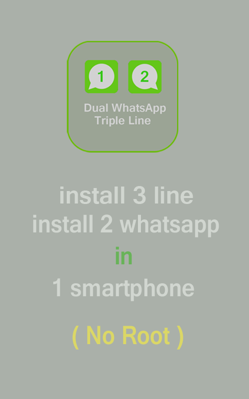 Whats Dual Lines App GB- screenshot