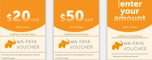 Buying Chicken Inn, Pizza Inn & more from the diaspora with Wa-Faya