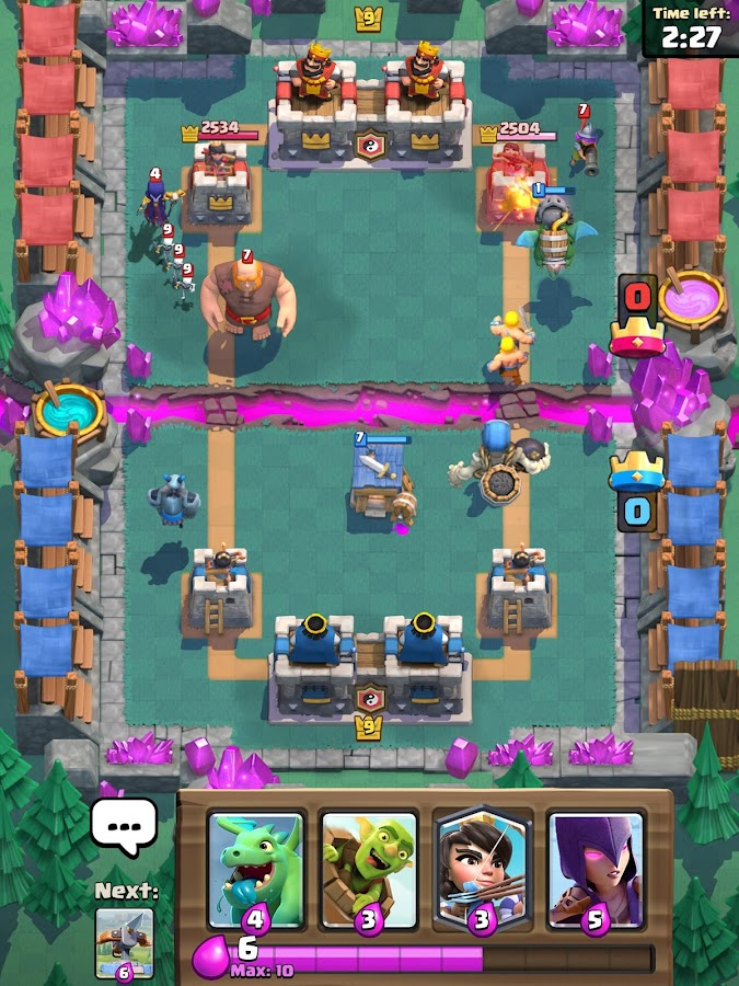 Clash Royale- screenshot