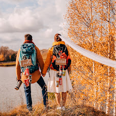 Wedding photographer Olga Nikolaeva (avrelkina). Photo of 13.10.2019