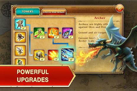 Toy Defense: Fantasy Tower TD Screenshot 4