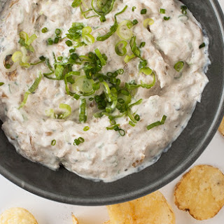 Three Onion Dip.