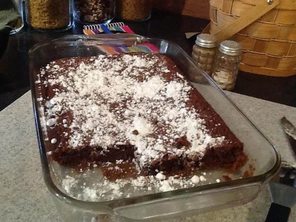 Chewy Chewy Chocolate Brownies Recipe