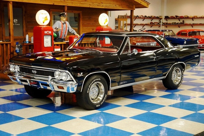 1966 chevelle true super sport Hire CA
