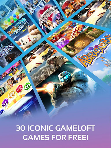 Gameloft Classics: 20 Years screenshot 7