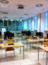 Photo: Our computer room for the School.