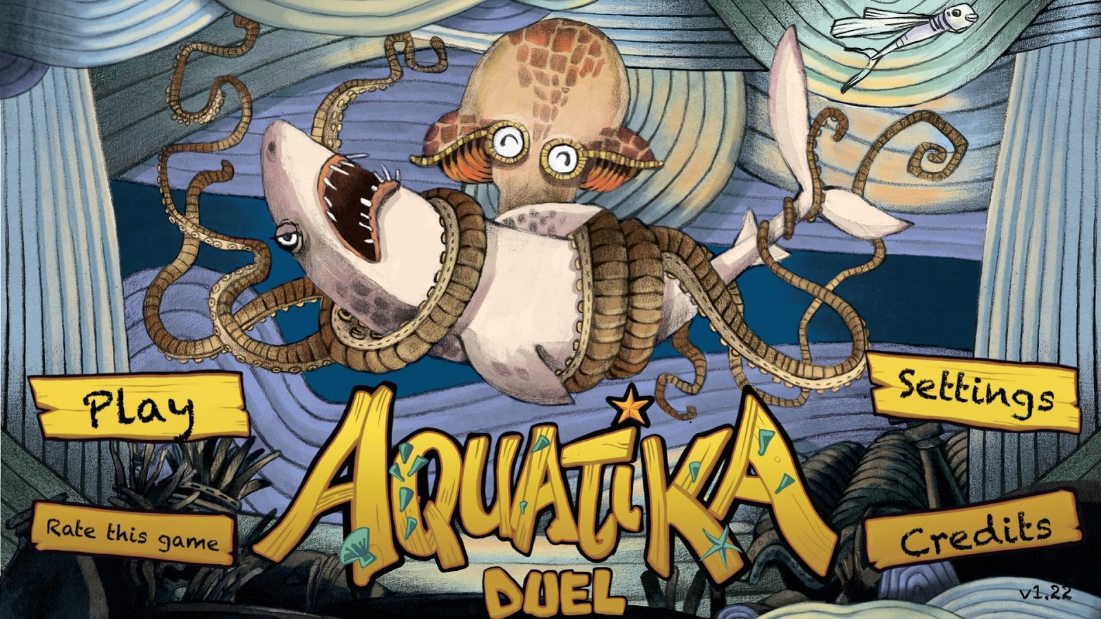 Aquatika Duel- screenshot