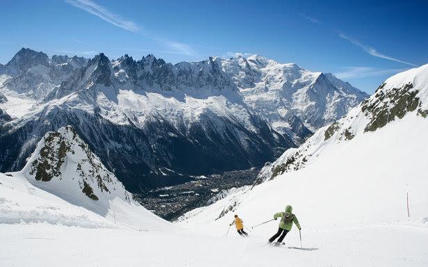 Спорт в Шамони-Монблан (Chamonix-Mont-Blanc)