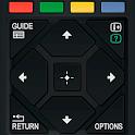 TV Remote for Sony TV (WiFi & IR remote control) icon