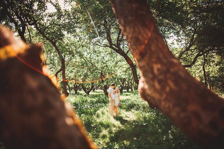 Fotógrafo de casamento Slava Semenov (ctapocta). Foto de 03.06.2014