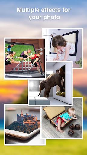 Photo In Hole - 3D Photo Editor 1.1.1.6 screenshots 1