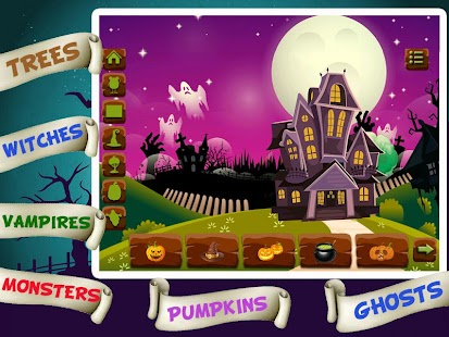 halloween house decoration screenshot thumbnail