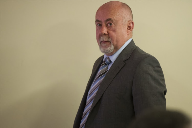 "Wouter ""Doctor Death"" Basson claimed the HPCSA's chairperson' Jannie Hugo' and another committee member' Eddie Mhlanga' were not objective in his case."
