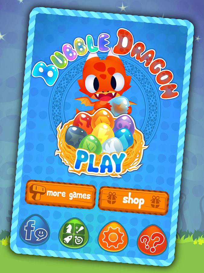 Bubble Dragon - Shooting Game- screenshot
