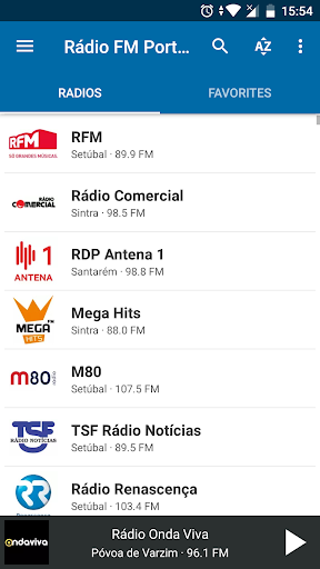 Radio FM Portugal 8.4.3 screenshots 1