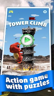 🏰 Dragon Climb - Spiral Tower- screenshot thumbnail