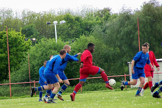 Photo: 09/05/09 v Kenilworth Town KH (MCFL3) 1-4 - contributed by Gary Spooner