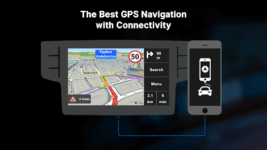 Sygic Car Navigation v17 4 1 [Original & Unlocked] APK »APKForge