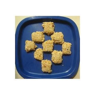 Sesame Seed Snack Bar(Chikki).