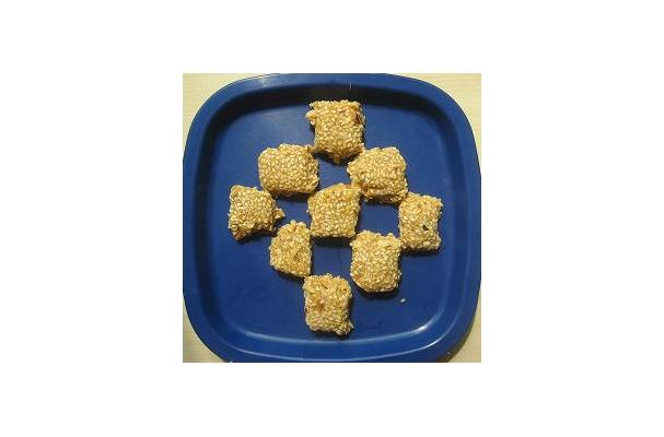 Sesame Seed Snack Bar(Chikki) Recipe