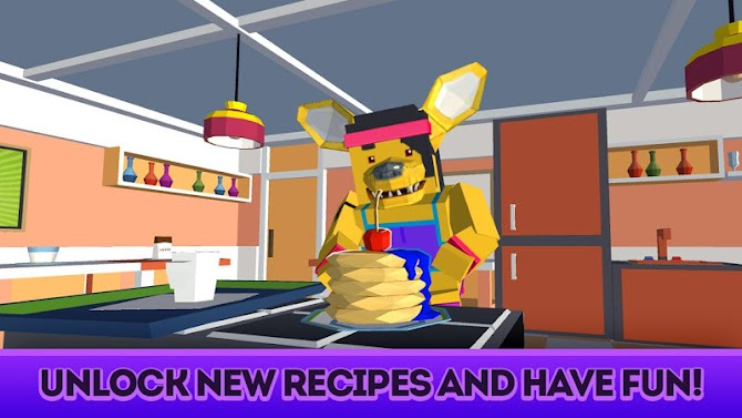 Cute Pets Cafe - Cooking Chef Simulator Android 8