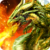 Rise Of Castle Monster - Dragon Hunting Quest