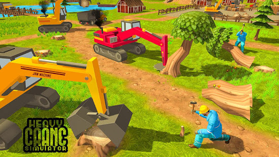 Heavy Excavator Crane 2018 for PC / Windows 7, 8, 10 / MAC Free