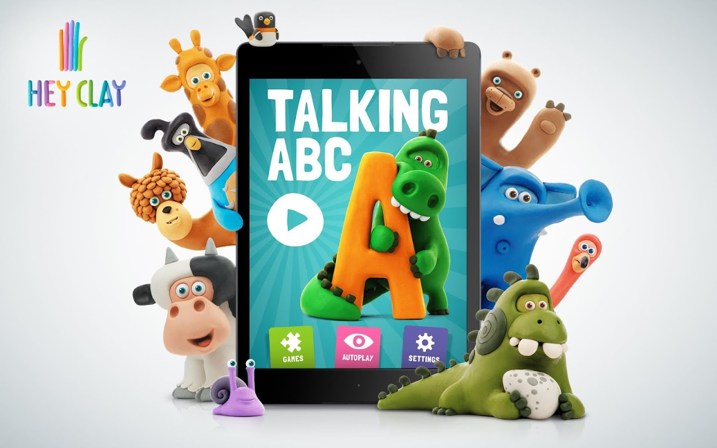 Talking ABC- screenshot