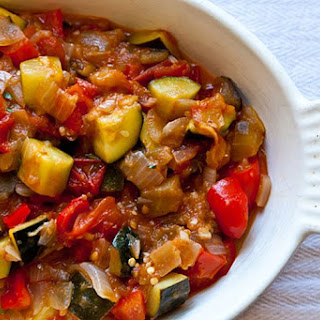 Alice Waters' Ratatouille.