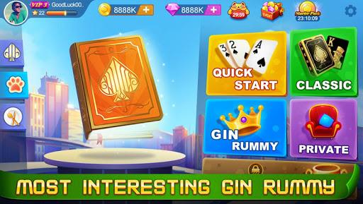 Gin Rummy 1.3.1 screenshots 4