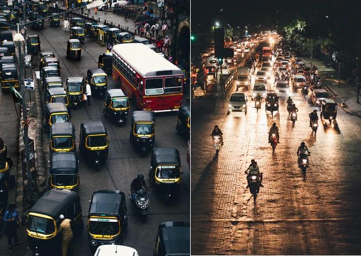 Mumbai, na Índia, também foi classificada pelo ranking. (Atharva Tulsi/Reprodução)