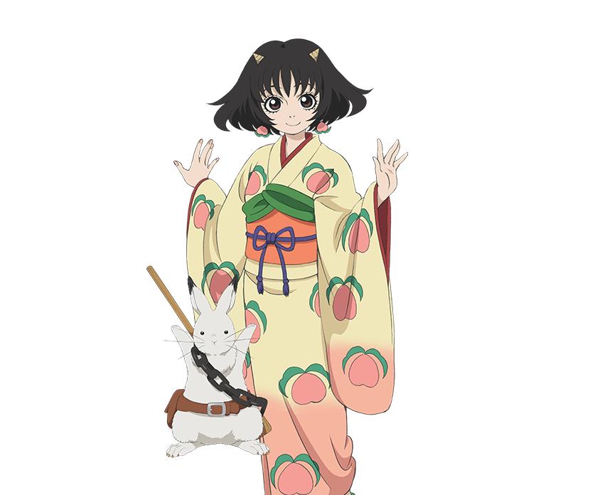 ピーチマキ&芥子覚醒前