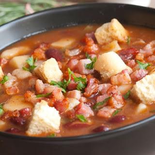Mexican Chicken Black Bean Soup