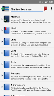Bible ASV: Bible American- screenshot thumbnail