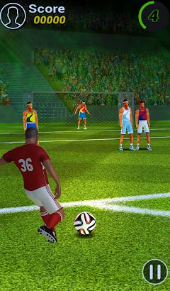 Shoot Goal Soccer 2017- screenshot thumbnail