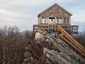 Photo: Hanging Rock Raptor Observatory