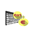 Keyboard Shortcut keys icon