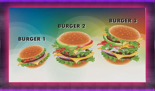 미국 햄버거 게임