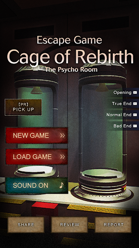 Escape Game - The Psycho Room 1.5.0 screenshots 5