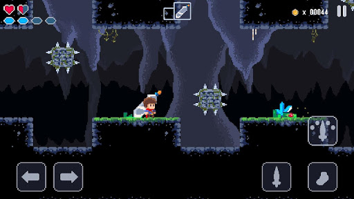 JackQuest: The Tale of the Sword - screenshot