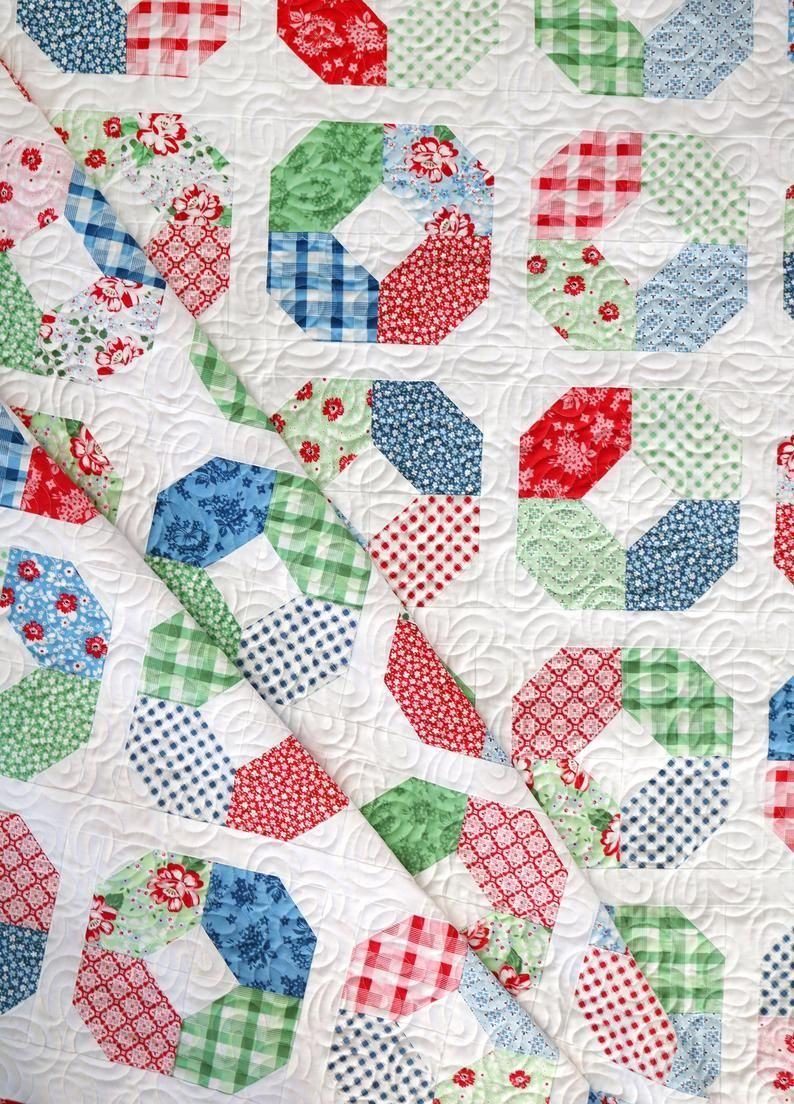 Layer Cake Lucy Quilt