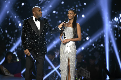 Miss SA Tamaryn Green came second in 2018 Miss Universe.