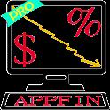 AppFin PRO icon