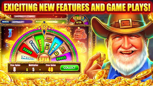 Mega Win Vegas Casino Slots screenshots 1