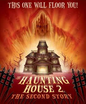 THE HAUNTING HOUSE2: The Second Story