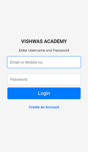 Vishwas Academy screenshot 1