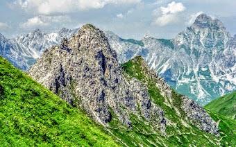 Golmer Höhenweg Montafon